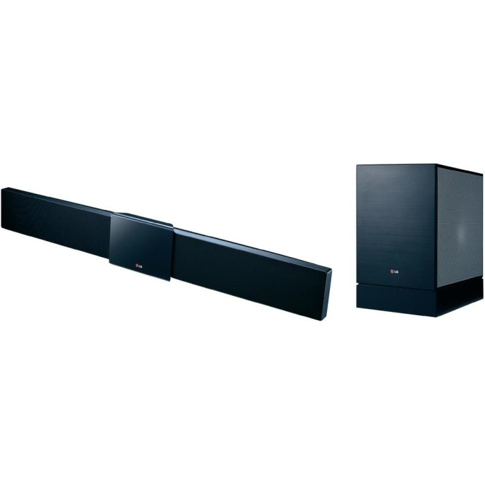 harga Lg smart 3d blu-ray sound bar with wireless subwoofer type bb4330a Tokopedia.com