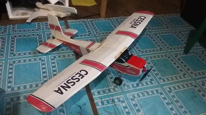 Foto Produk kit pesawat model cessna / cesna 182 dari Mikronet