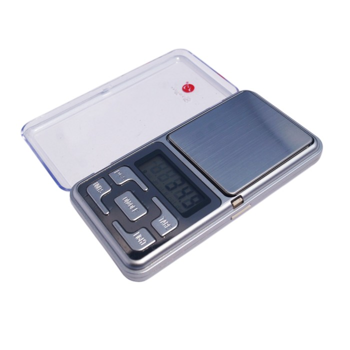 harga Timbangan emas - akik mini saku digital pocket scale - 200gr Tokopedia.com