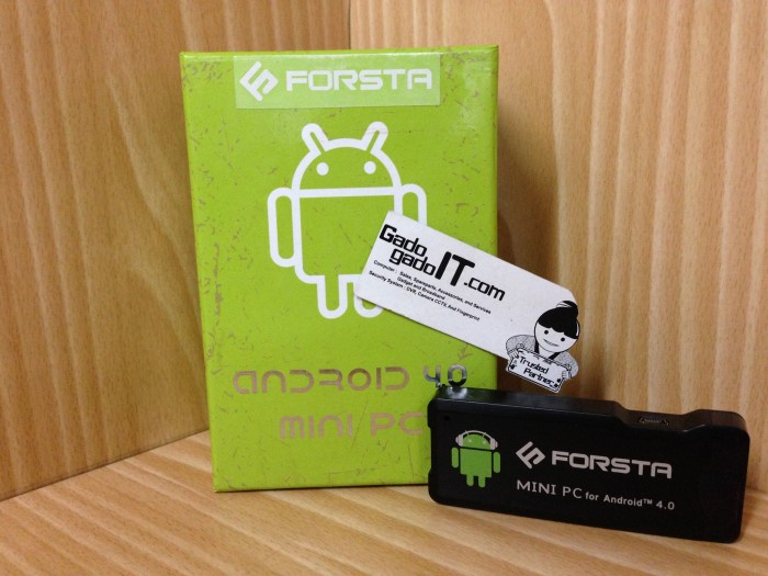 harga Forsta mini pc android 4.0 smart tv + wireless control mouse Tokopedia.com