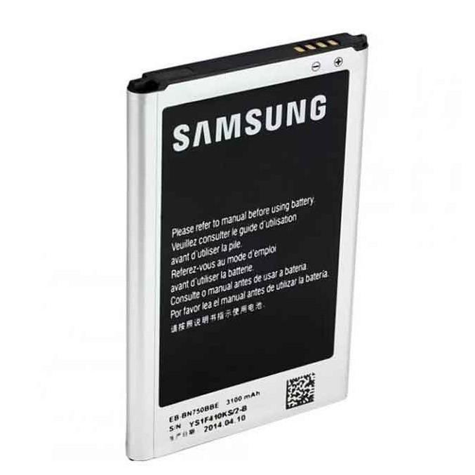 harga Samsung galaxy note 3 mini baterai original eb-bn750bbc 3100mah Tokopedia.com