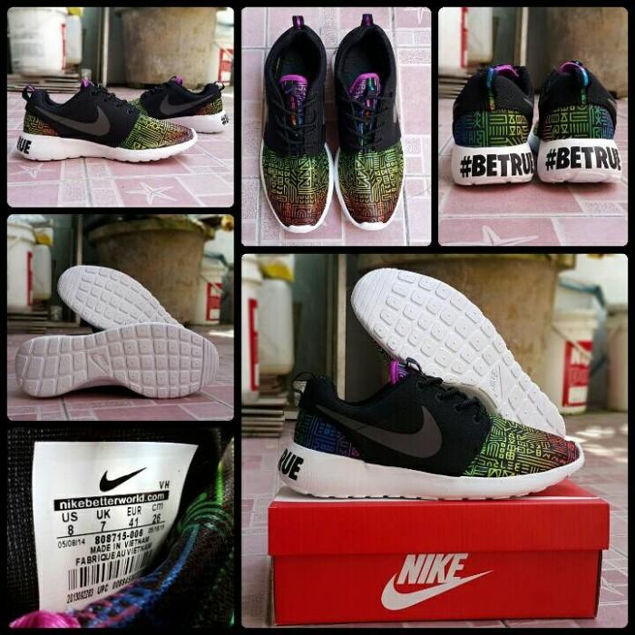 f4f9f6f865d39 Jual Nike Roshe Run Be True Glow In The Dark - Kota Bekasi - Gudang ...