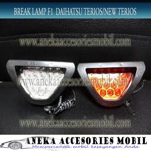 harga Break lamp/stop lamp/lampu berhenti f1 mobil daihatsu terios Tokopedia.com