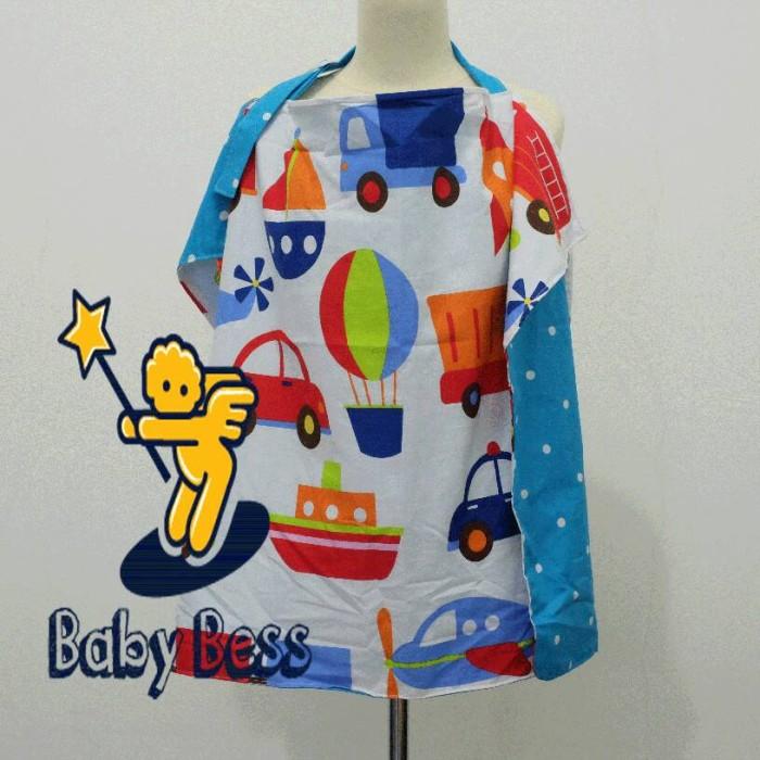 harga Apron bantal menyusui bess / kasur bayi kelambu / botol susu Tokopedia.com