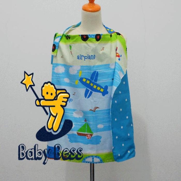 harga Apron bantal menyusui bess / tas perlengkapan bayi / botol susu Tokopedia.com