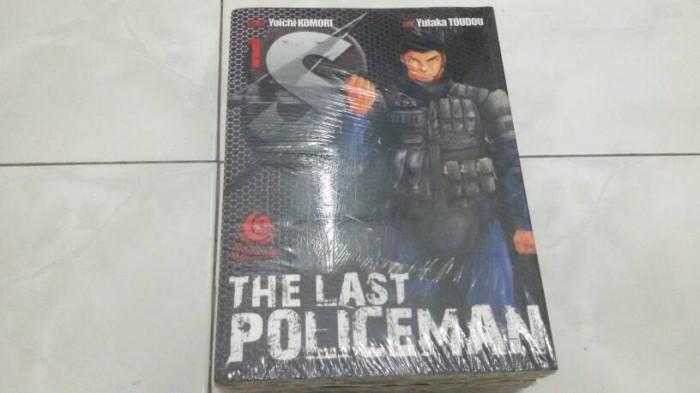 harga Komik S The Last Policeman Tokopedia.com