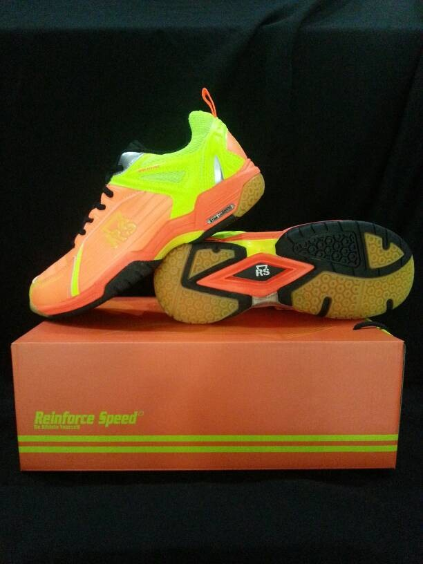 harga Sepatu badminton / bulu tangkis rs jeffer 800 liga Tokopedia.com