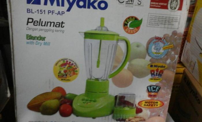 Info Blender Miyako Travelbon.com