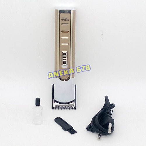 Jual Nova NHC 6001 Hair Clipper Alat Cukur Rambut Cambang