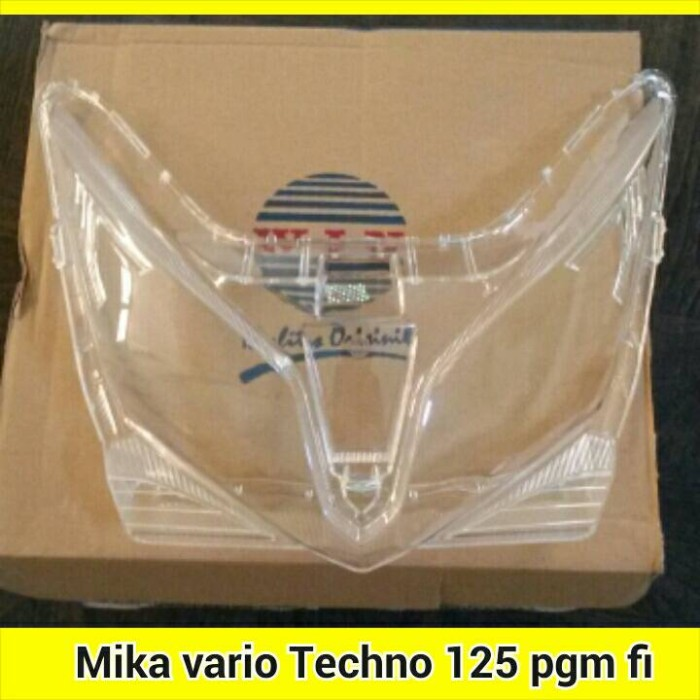 harga Mika lampu depan vario techno 125 pgm fi Tokopedia.com