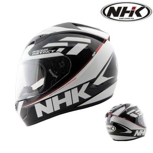 Helm Nhk Gp1000 Instinct Full Face Gp 1000 Fullface