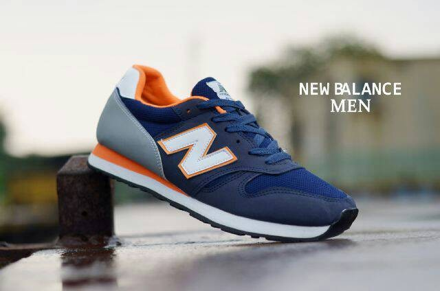 harga Sepatu sport casual running pria new balance 373 men Tokopedia.com