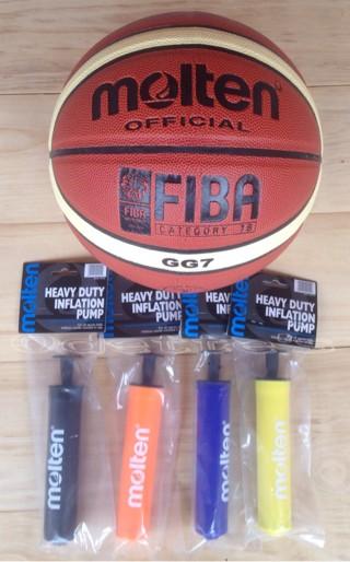 harga Bola basket molten gg7 + pompa molten Tokopedia.com