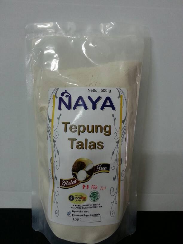 Naya tepung talas 500 gram