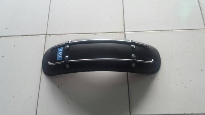harga Spakbor depan custom japstyle hitam lish panjang Tokopedia.com