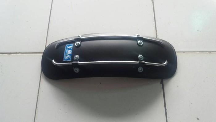harga Spakbor depan custom japstyle hitam lish pendek Tokopedia.com