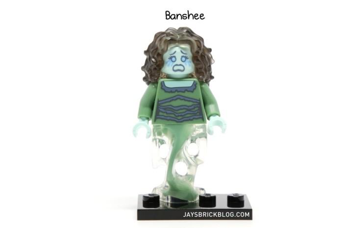 harga Lego original minifigure banshee series 14 monster