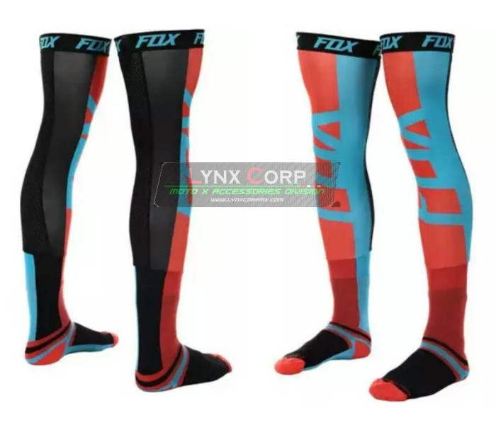 harga Kaos kaki fox racing 2016 proforma knee brace socks Tokopedia.com