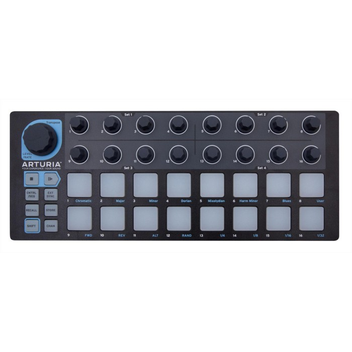 harga Arturia beatstep  black editions Tokopedia.com