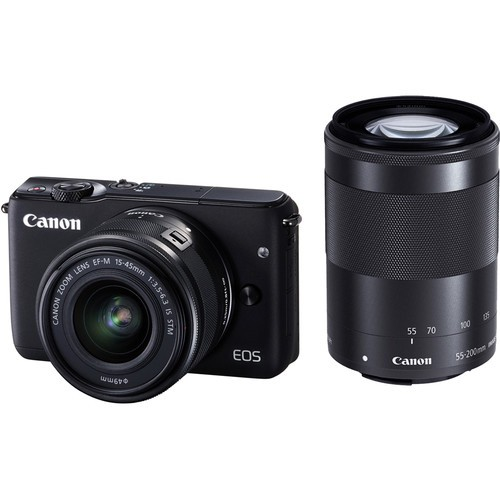 Info Kamera Mirrorless Canon Eos M10 Travelbon.com