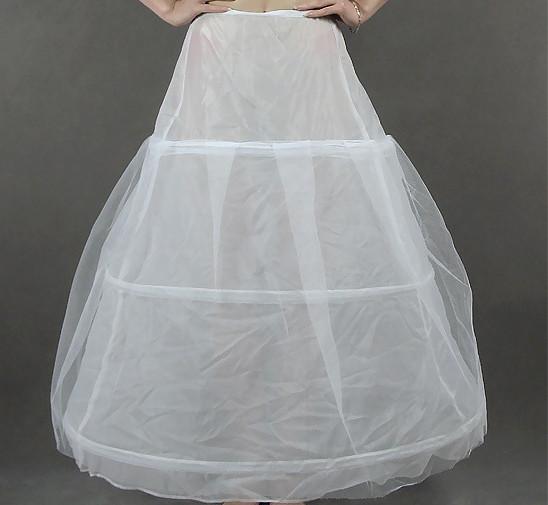 harga Petticoat / rok pengembang gaun pengantin Tokopedia.com