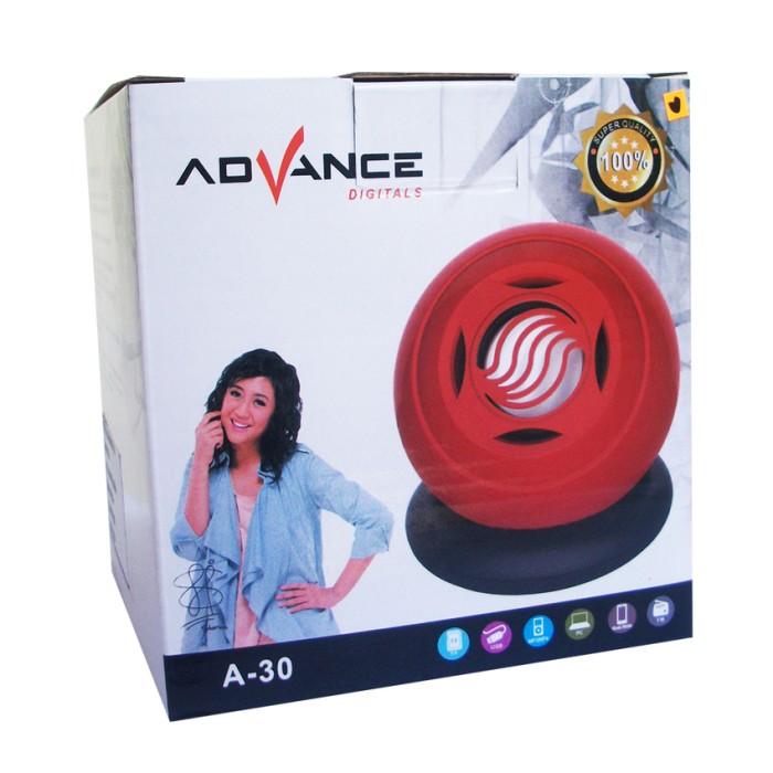 Jual Speaker Aktif Music Musik Box Advance A30 A 30 A 30 Mmc Usb Cek Harga Di Pricearea Com