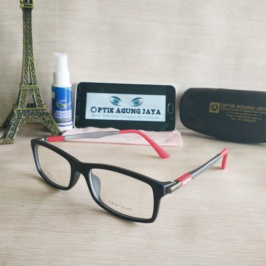 harga Frame+lensa   frame kacamata tagheuer tr521   kacamata gaya/baca/+/- Tokopedia.com