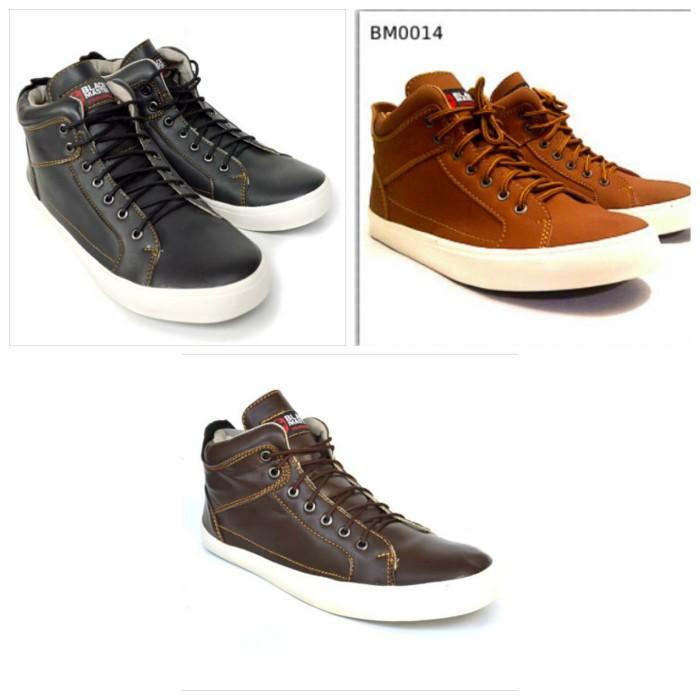 harga Sepatu black master original ariel / sepatu boot kerja casual pria Tokopedia.com