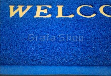 harga Keset Pvc Karet Mie Welcome Anti Slip Tokopedia.com