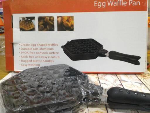 harga Egg waffle pan (cetakan egg waffle) Tokopedia.com
