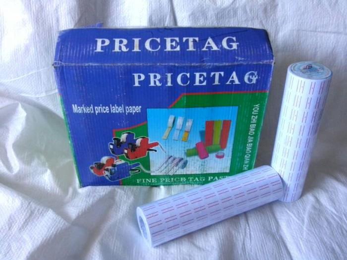 Jual isi label tembak harga kertas - Kota Surabaya