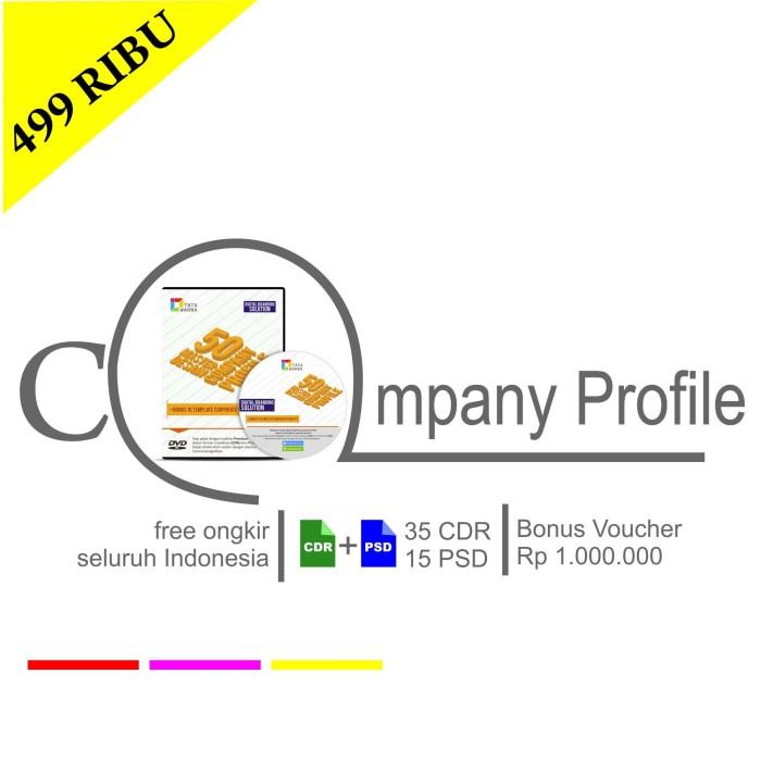 Jual Desain Company Profile Rumah Sakit Tata Warna 3 Tokopedia