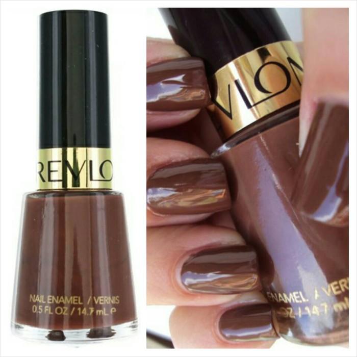 Jual Revlon Nail Enamel 14.7ml #916 Chocolate Truffle - FAVOR ...