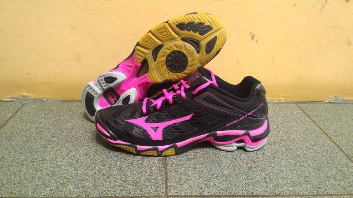 Jual sepatu voli mizuno wave lightning rx 3 low olahraga volly ... cc0c690402