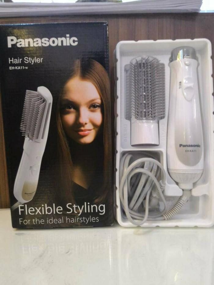 harga Panasonic hair dryer kuru-kuru eh-ka11 hair styler Tokopedia.com