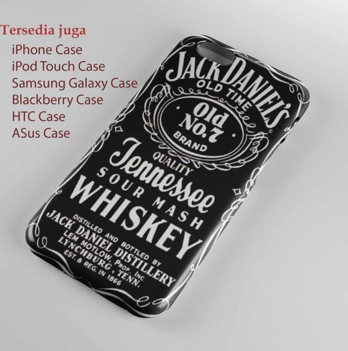 harga Jack daniels label hard case iphone case dan semua hp Tokopedia.com
