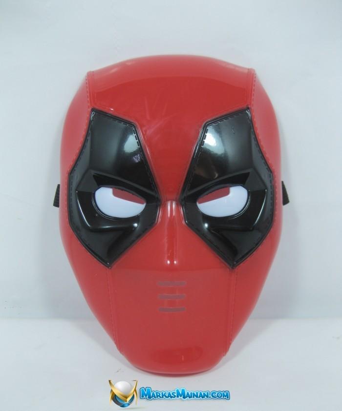 harga Deadpool mask topeng dead pool Tokopedia.com