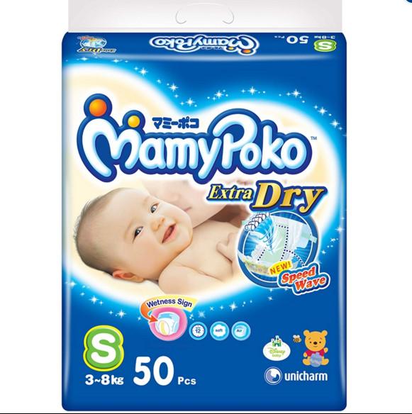 harga Mamypoko Tape Extra Dry S50 Tokopedia.com