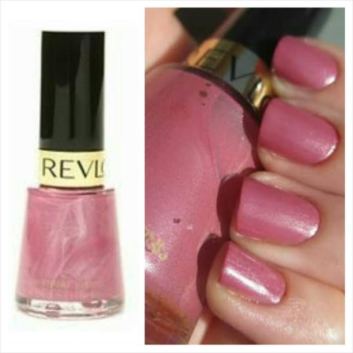 Jual Revlon Nail Enamel 14.7ml #151 Iced Mauve - FAVOR ...