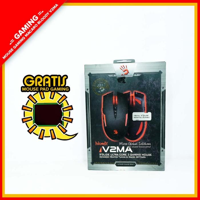 Jual Mouse Gaming Macro Bloody V2MA ULTRA CORE - Kota Medan - Mitra Global  Infokom   Tokopedia