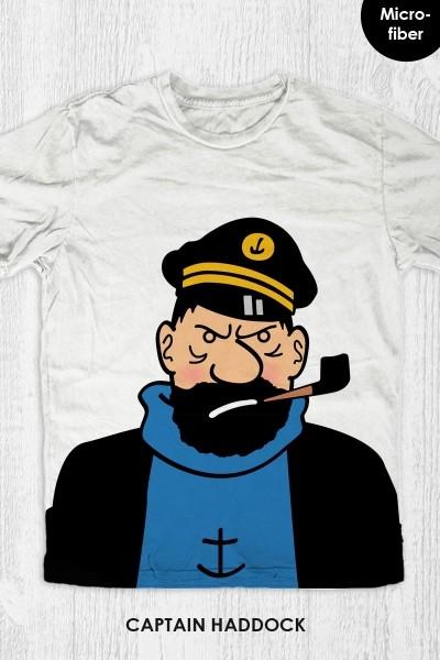 harga Kaos tintin - captain haddock Tokopedia.com