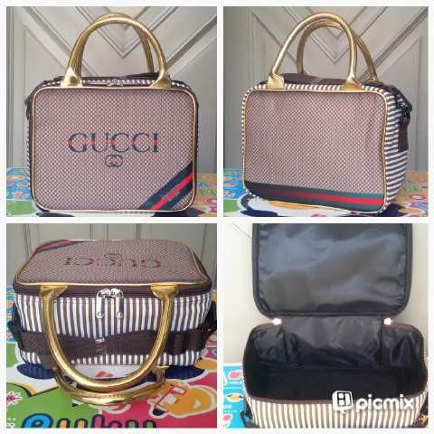 Travel Bag Murah Google Source · Tas Travel Bag Kanvas Kecil Gucci Coklat Koper Anak Mini