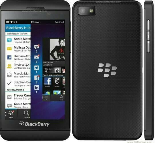 harga Blackberry z10 - garansi resmi Tokopedia.com