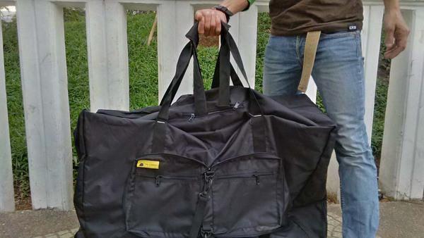 """Foto Produk BANDITS Bike Bag untuk Sepeda Lipat 16-20"""" dari BIASA"""