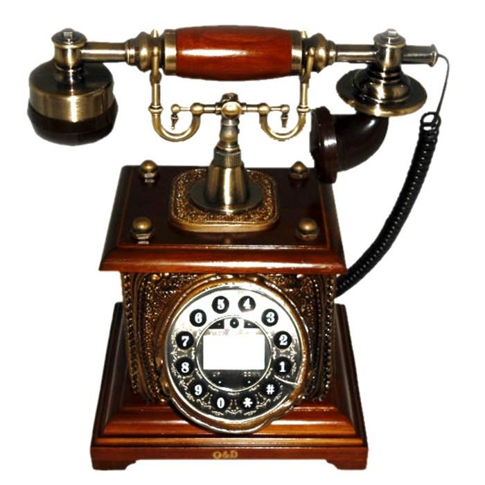 harga Ohome telepon antik coklat classic dekor rumah an-t050 Tokopedia.com