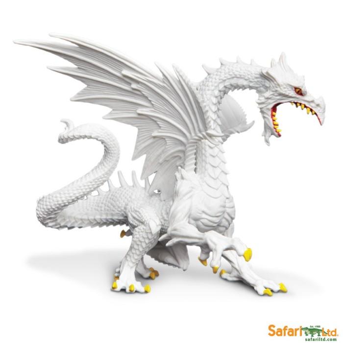harga Safari ltd - glow in the dark snow dragon Tokopedia.com