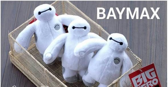 87 Gambar Boneka Baymax Lucu Paling Bagus