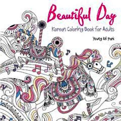 Buku Coloring Beautiful Day