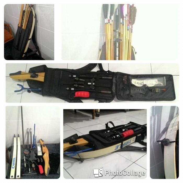 harga Archery panah arrow: bima bow bag (bbb) tas ransel untuk busur standar Tokopedia.com