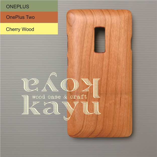 watch 77e8b 8ee9c Jual ONEPLUS TWO 1+2 WOOD CASE KAYUKOYA CHERRY WOOD (BS CUSTOM FOTO & LOGO)  - Kota Bandung - Kayukoya | Tokopedia